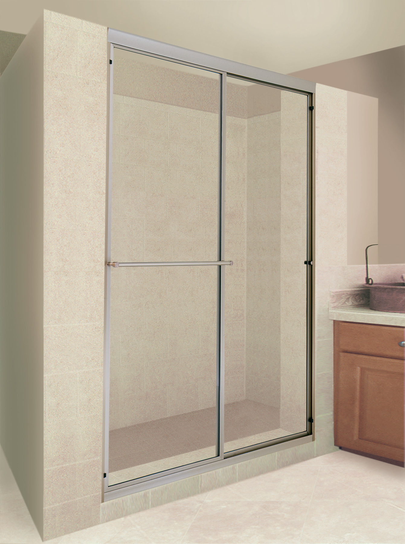North Star Glass and Windows - Shower doors gallery